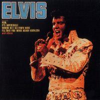 Cover Elvis Presley - Elvis [1973]